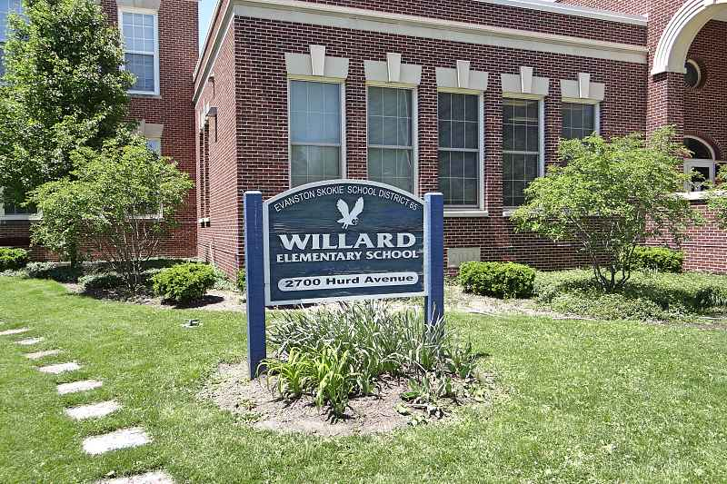 Photos of Willard Elementary School