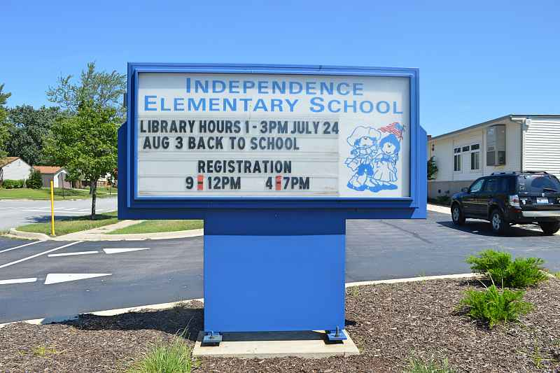 Photos of Independence Elementary School