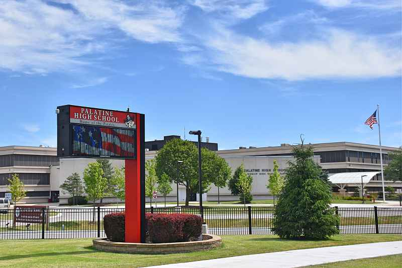 Photos of Palatine High School