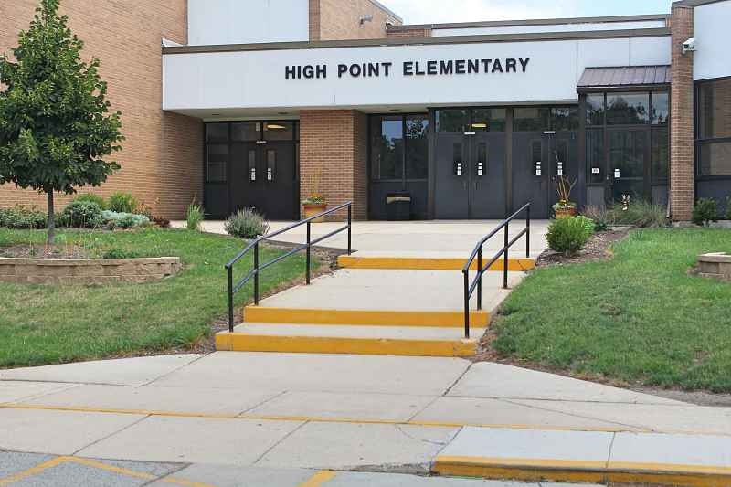Photos of High Point Elementary School
