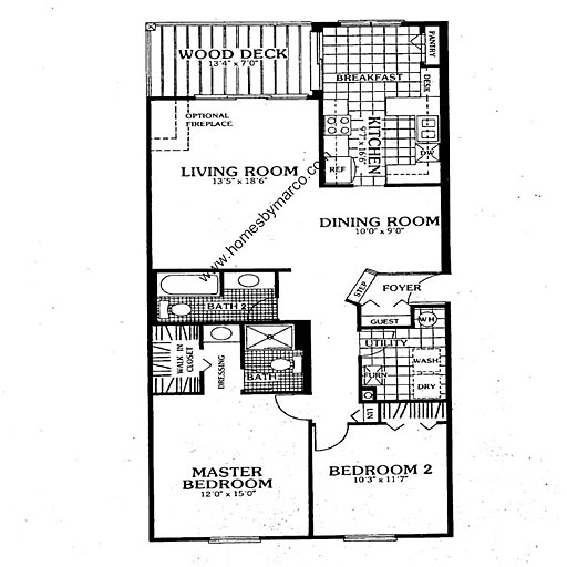 Bedford Hill Apartments: Bedford Model In The Lake Park Manor Subdivision In Vernon