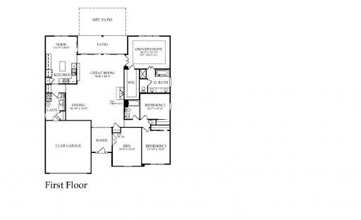 Camden Model In The Shorewood Glen Del Webb Subdivision In Shorewood Illinois Homes By Marco