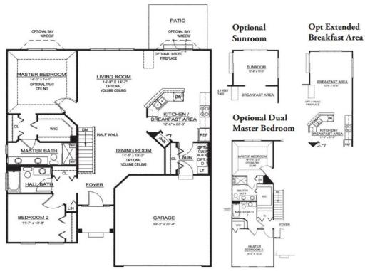 Homes By Marco Floor Plans: Coral Gables Model In The Lago Vista Subdivision In
