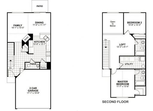 Homes By Marco Floor Plans: Krofton Model In The Talamore Subdivision In Huntley