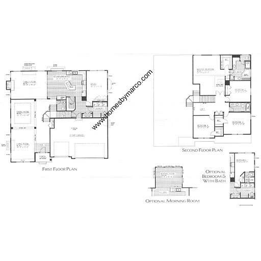 monticello floor plan monticello model in the cross creek subdivision in