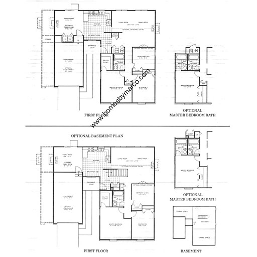 Plan 405 Model In The Old Sawmill Subdivision In