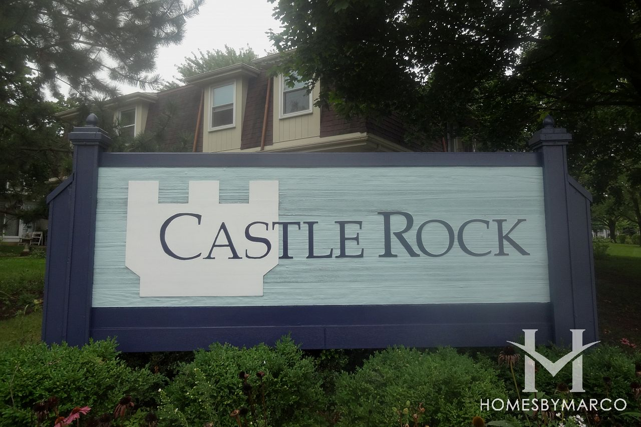 Castle rock subdivision in schaumburg illinois homes for for Castle rock house