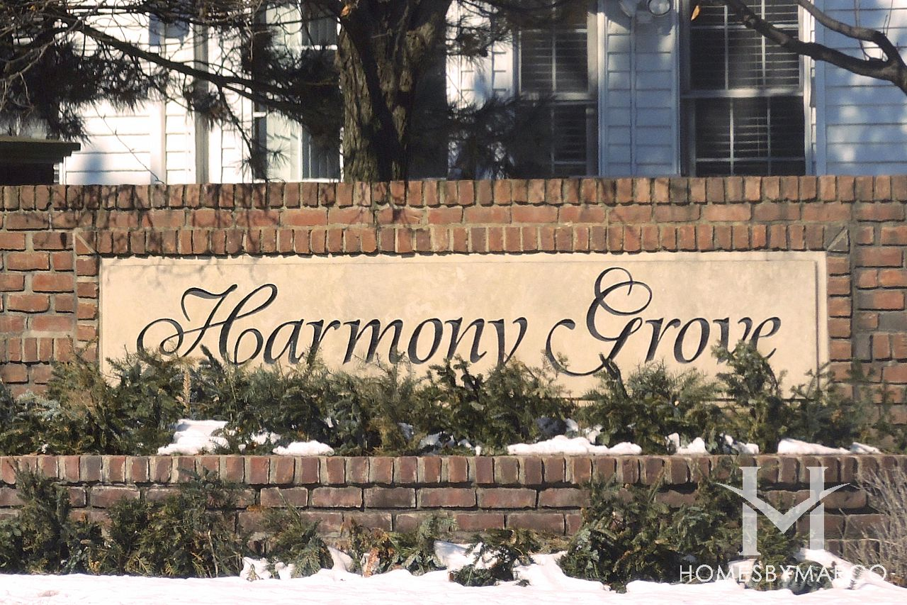 Harmony grove subdivision in naperville illinois homes for Harmony grove