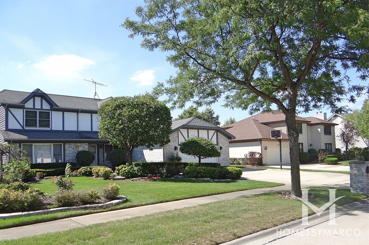 Roller skating rink westchester - Westchester Subdivision In Buffalo Grove Illinois Homes For Sale Homes By Marco
