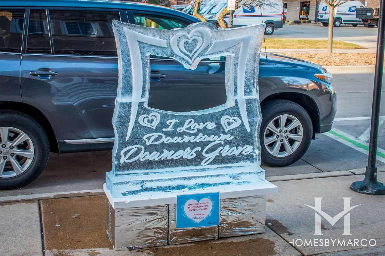 Downers Grove 2017 Ice Fest - Homes by Marco