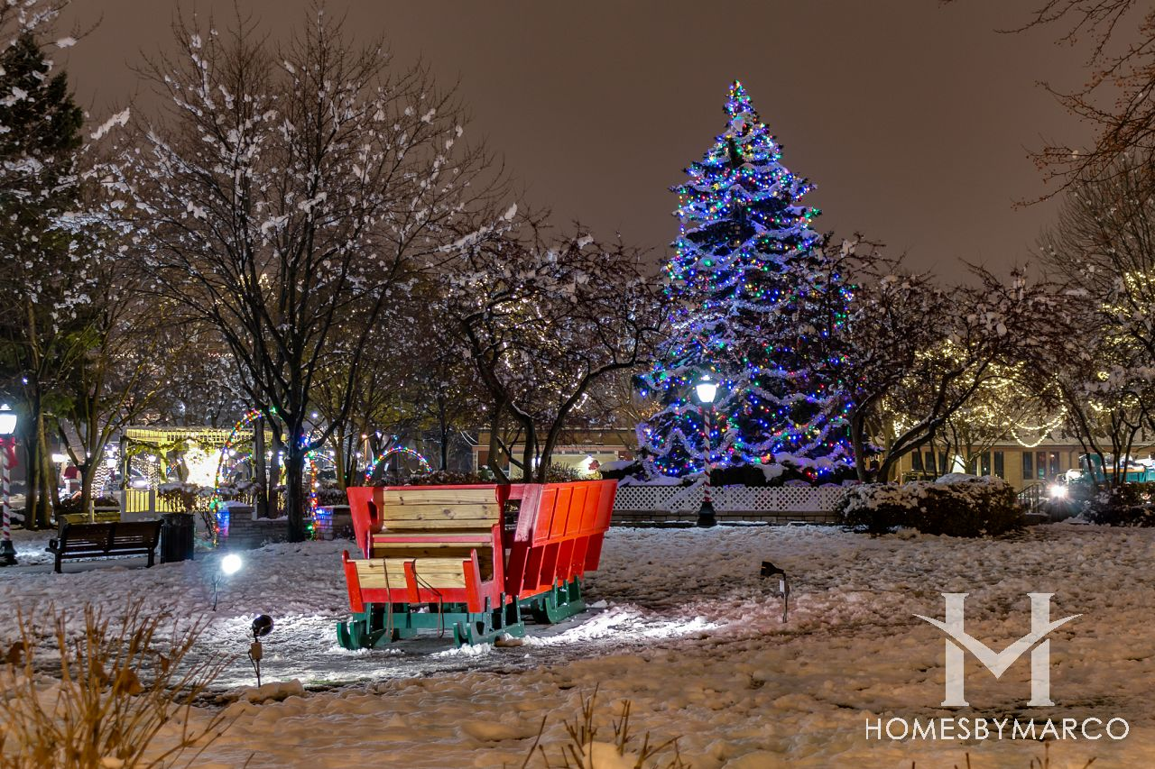 Arlington Heights Holiday Lights Homes By Marco