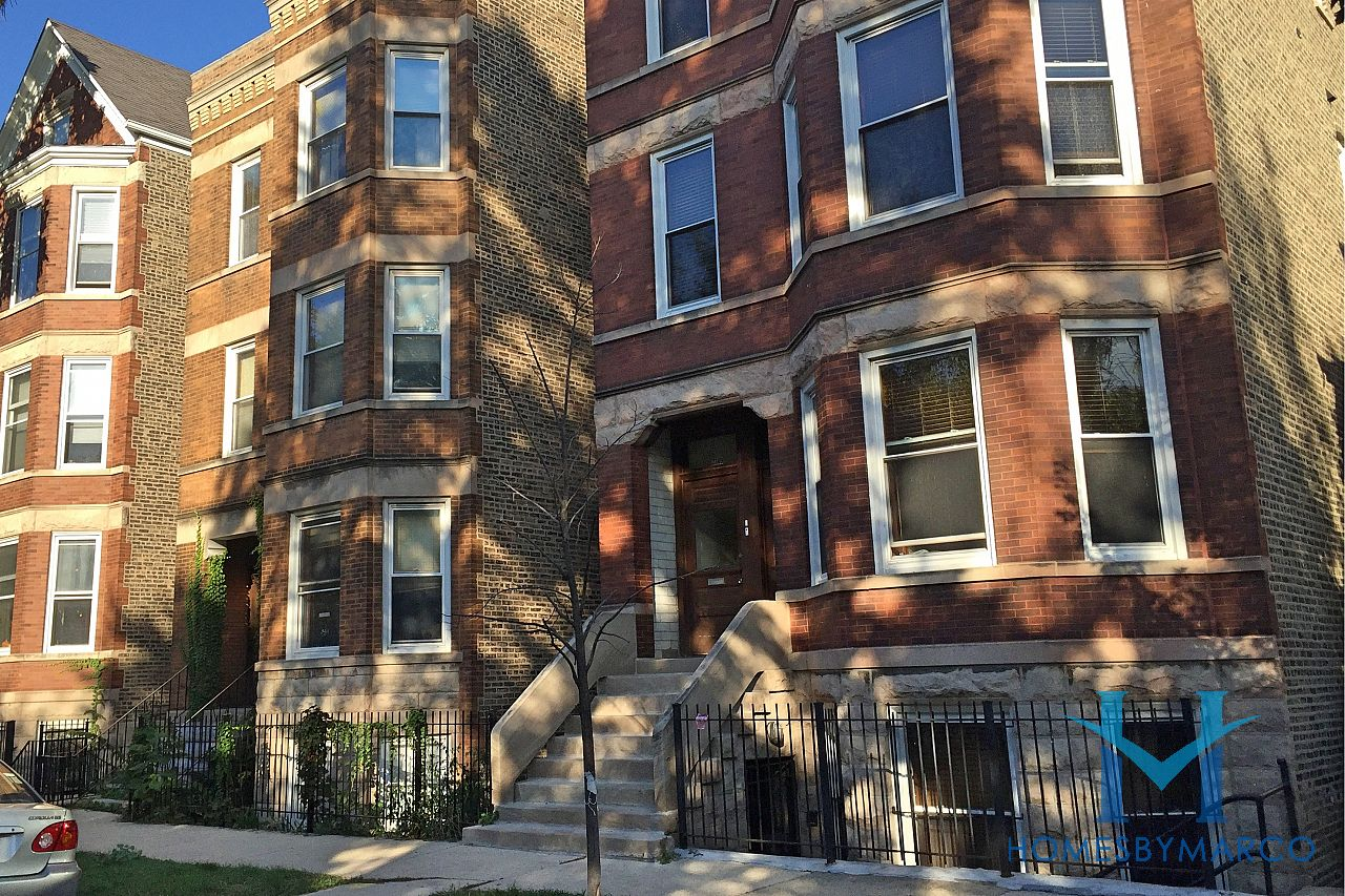 Photos Of Logan Square Chicago Homes By Marco