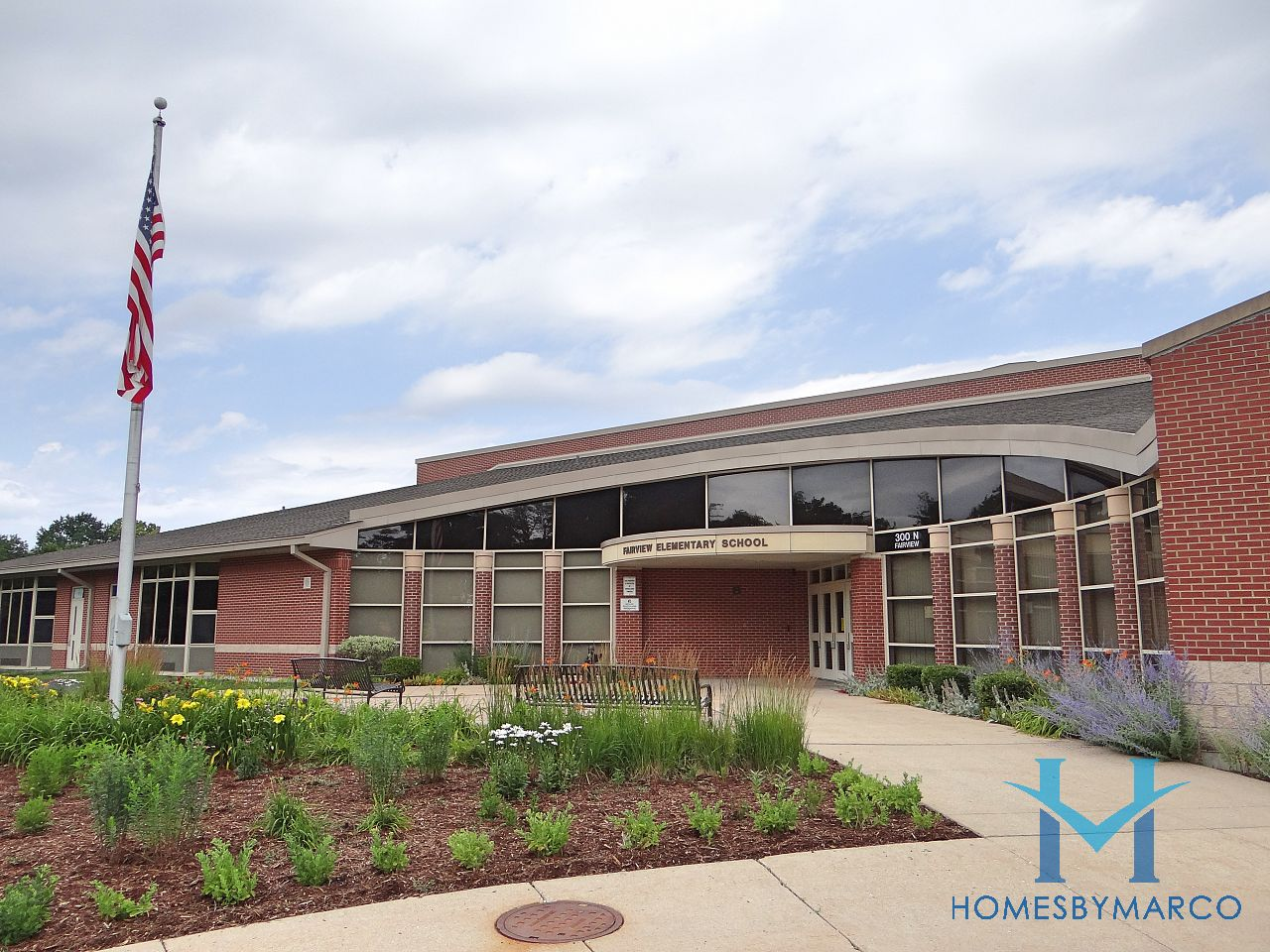 Fairview Heights Il >> Fairview Elementary School in Mount Prospect, IL, Homes For Sale - Homes by Marco
