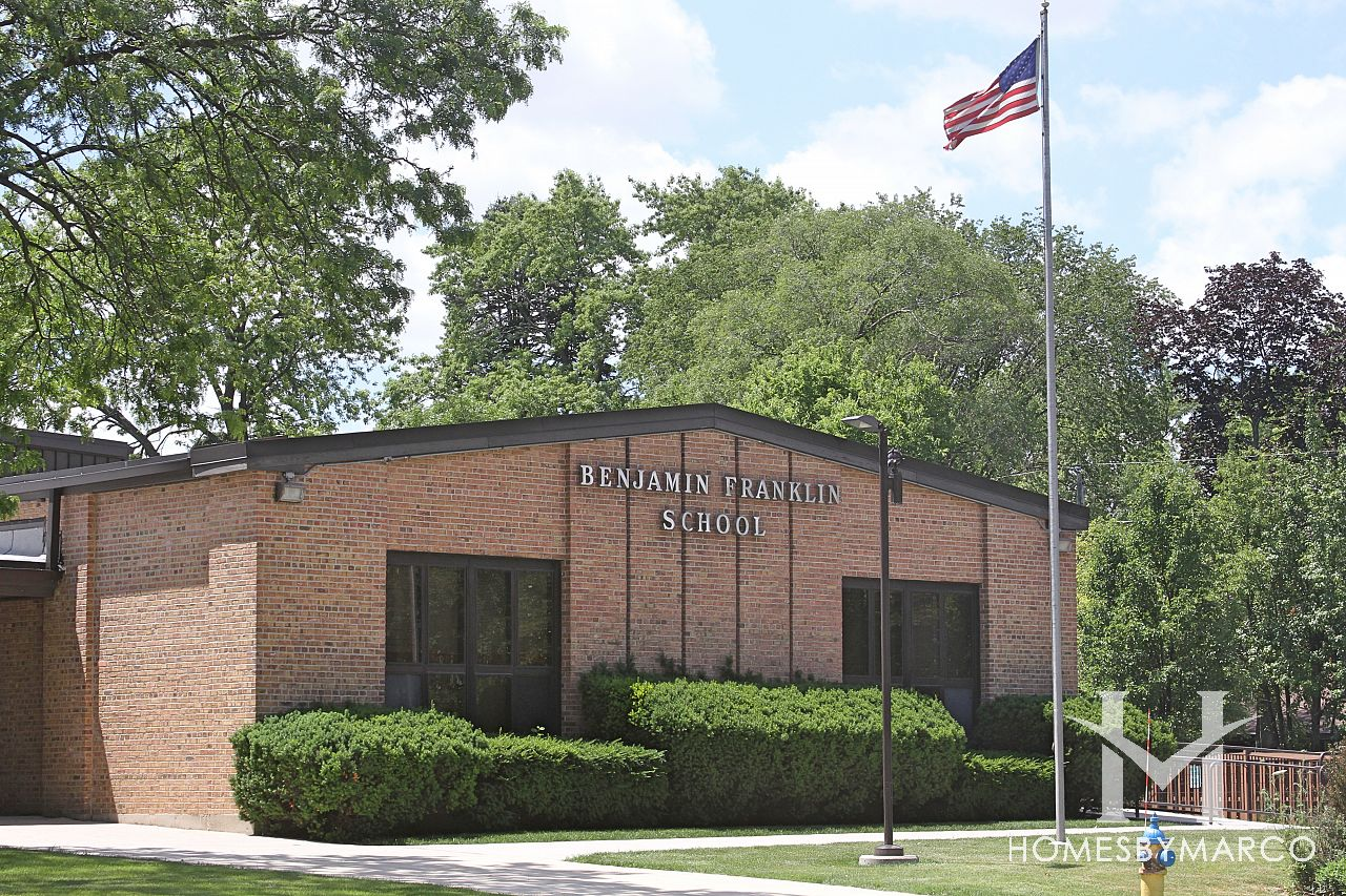 Franklin Elementary School In Park Ridge Il Homes For