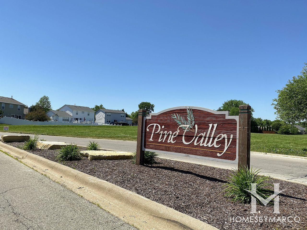 Pine Valley subdivision in Lockport, Illinois - Homes for ...