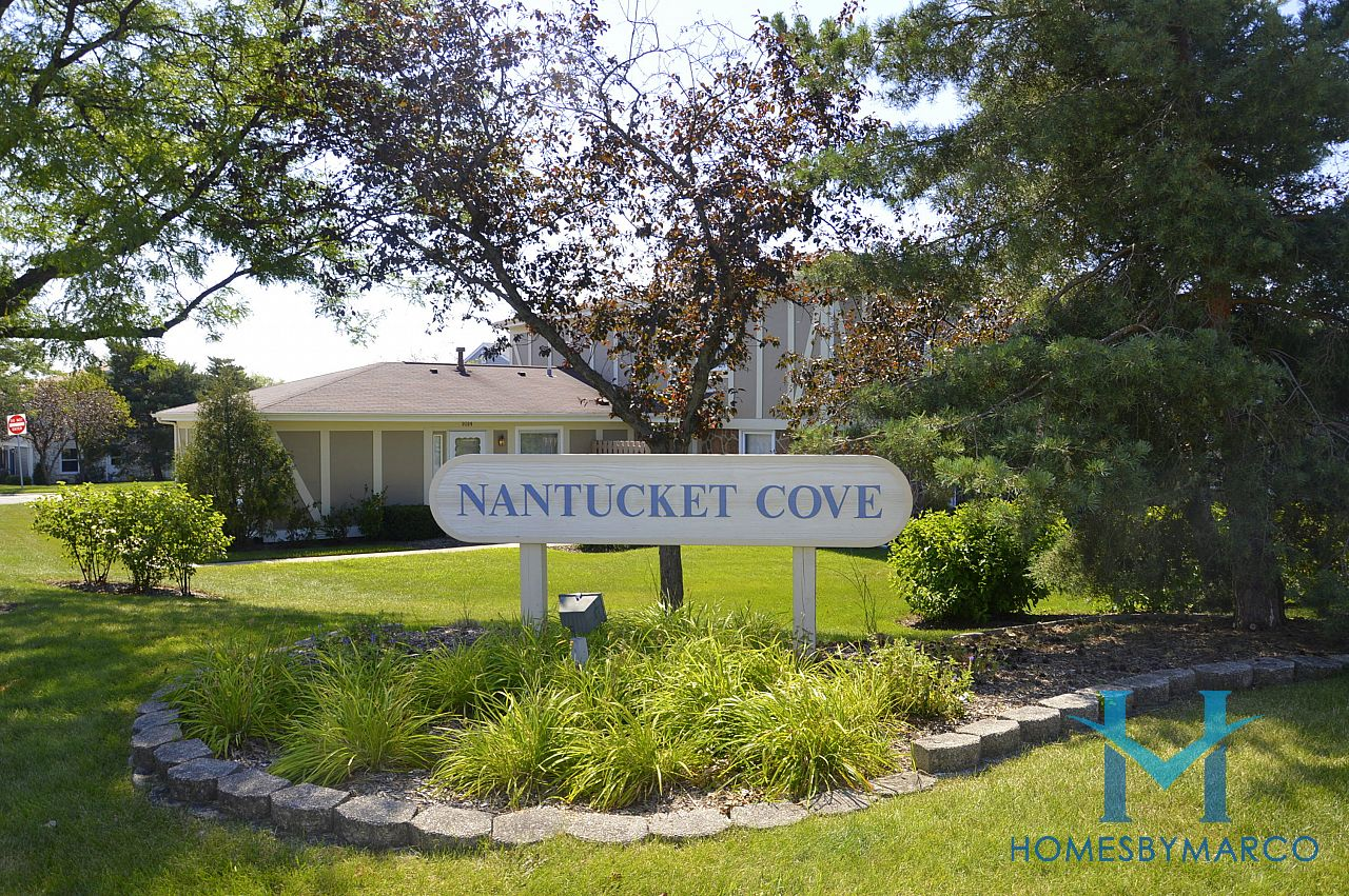 Nantucket cove subdivision in schaumburg illinois homes for Nantucket property for sale