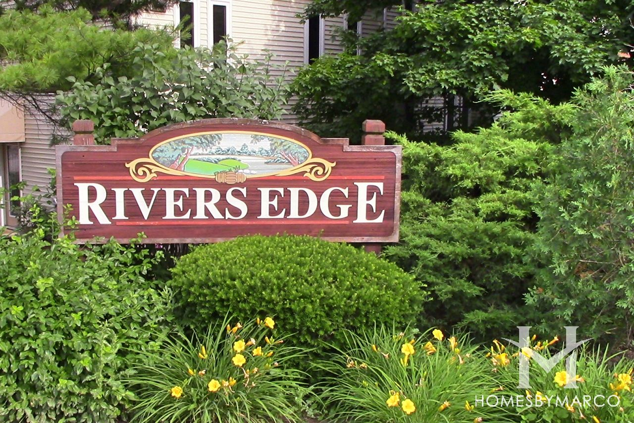 Rivers Edge Subdivision In Naperville Illinois Homes For
