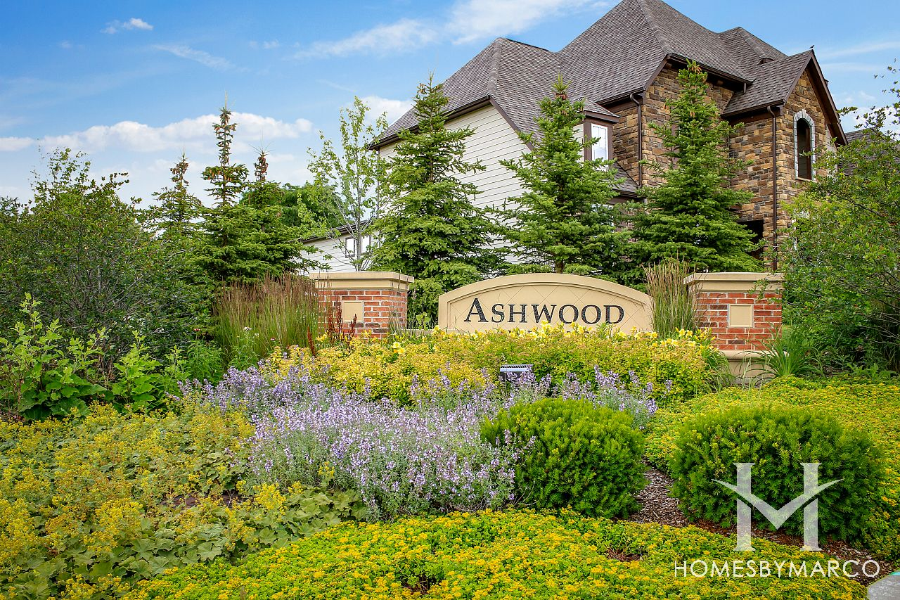 Photos of ashwood heights naperville homes by marco for Ashwood builders