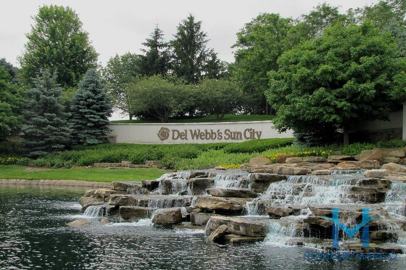 Del Webb Sun City Active Adult Community 55 In Huntley
