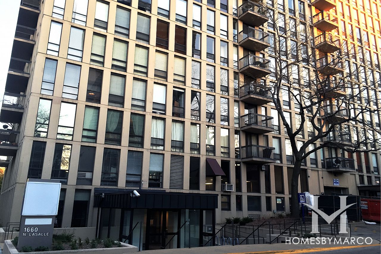 1660 N Lasalle Old Town In Chicago Illinois Condos