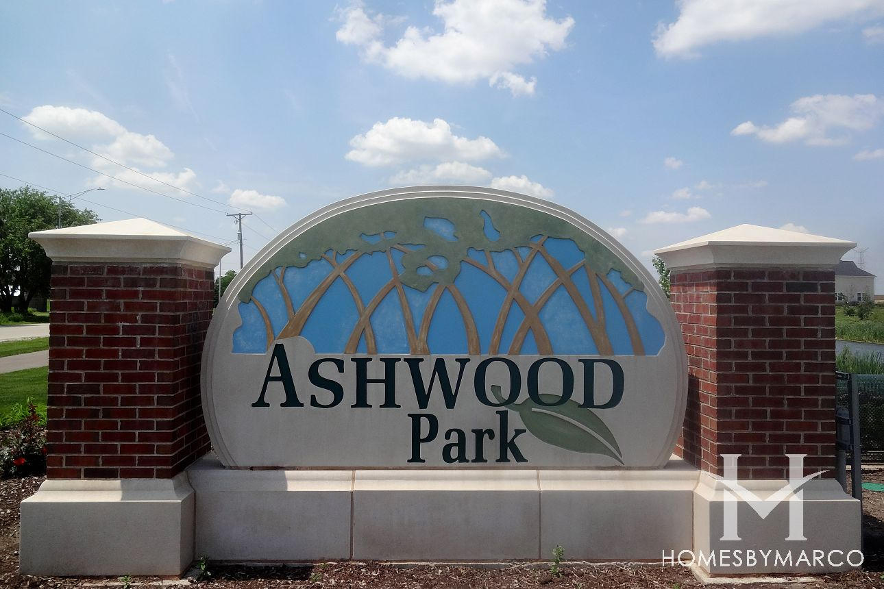 Ashwood park subdivision in naperville illinois homes for Ashwood builders