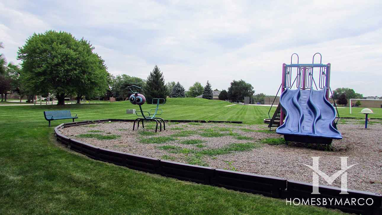 Perminas Park in Orland Park, IL - Homes by Marco
