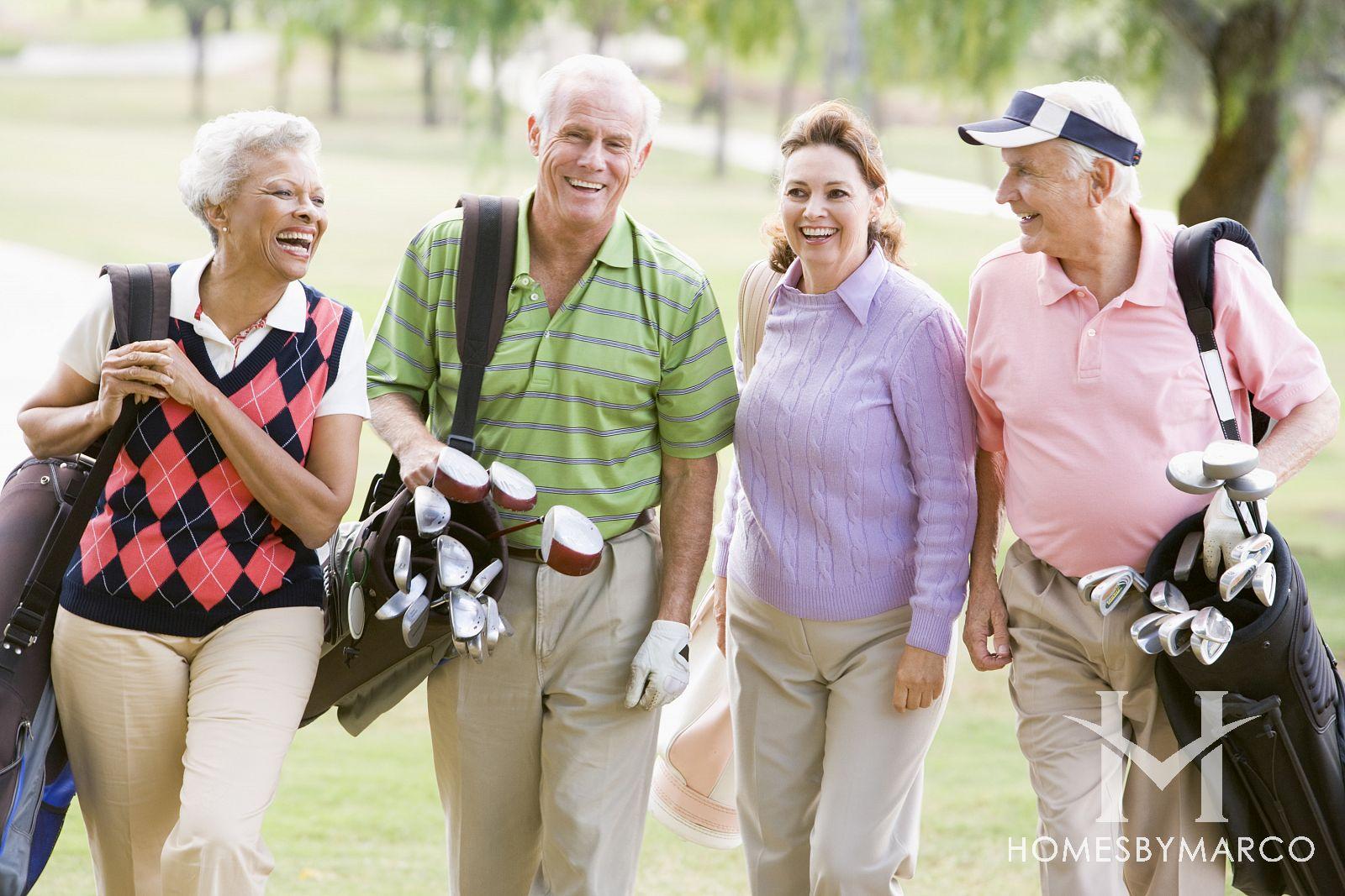 55 active adult communities