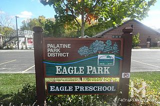 Eagle Park in Palatine