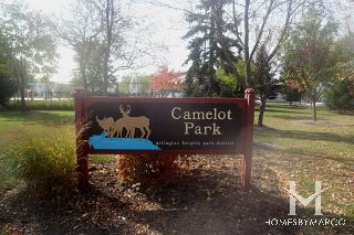 Camelot Park in Arlington Heights