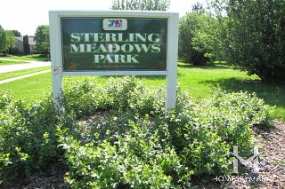 Sterling Meadows Park in Crystal Lake