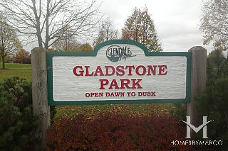 Gladstone Park in Glendale Heights