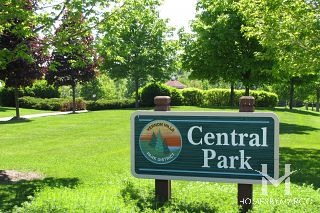 Central Park in Vernon Hills