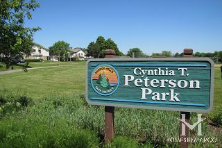 Cynthia T. Peterson Park in Vernon Hills