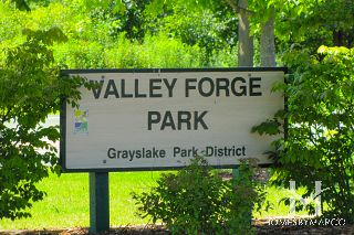 Valley Forge Park in Grayslake
