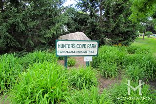 Hunter's Cove Park in Grayslake