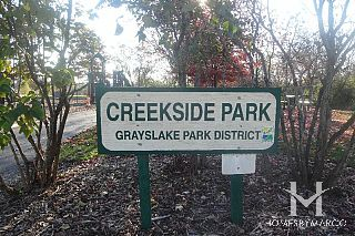 Creekside Park in Grayslake