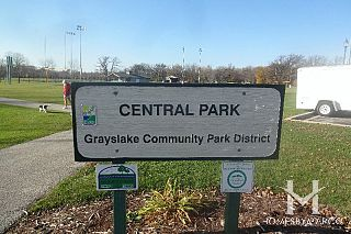 Central Park in Grayslake