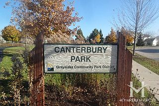 Canterbury Park in Grayslake