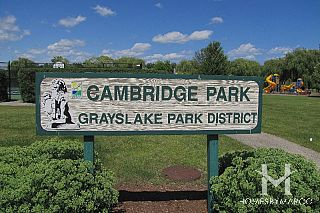 Cambridge Park in Grayslake