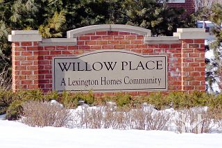 Willow Place subdivision