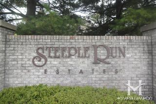 Steeple Run Estates subdivision