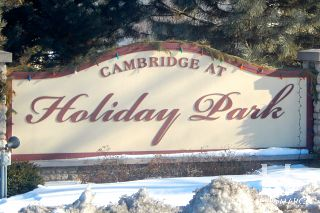 Holiday Park subdivision