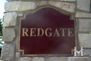 Red Gate subdivision