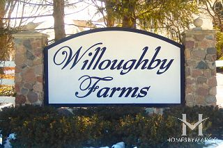Willoughby Farms subdivision