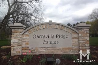 Barreville Ridge Estates subdivision