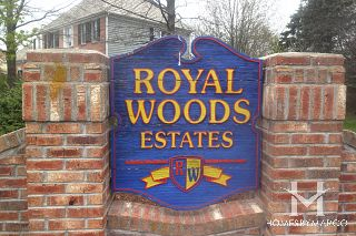 Royal Woods Estates subdivision