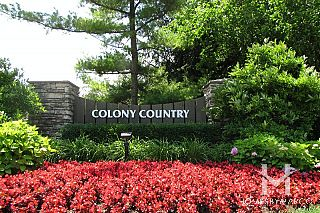 Colony Country subdivision