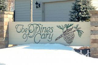 The Pines subdivision