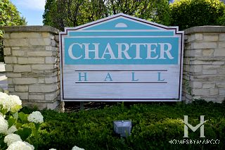 Charter Hall subdivision