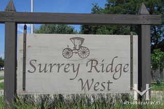 Surrey Ridge West subdivision
